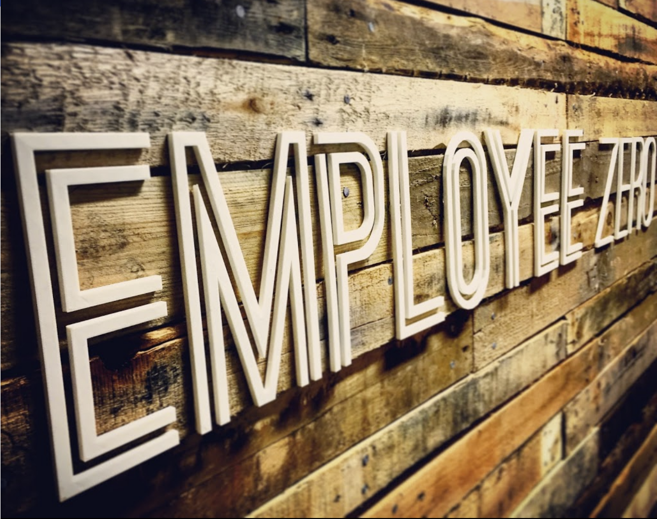 Employee Zero In-house Logo