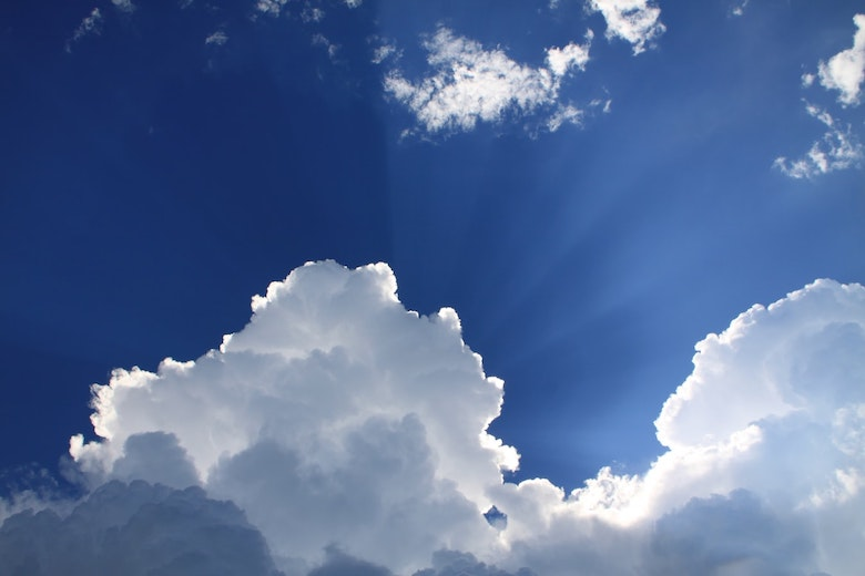 picture of a cloud