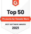 top 50 products for remote work 2021
