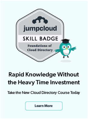 Learn More About Skill Badges from JumpCloud University