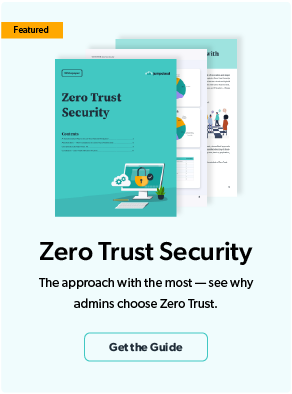 Zero Trust Security Badge