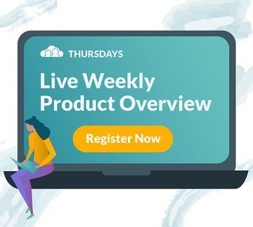 Webinar Product Overview