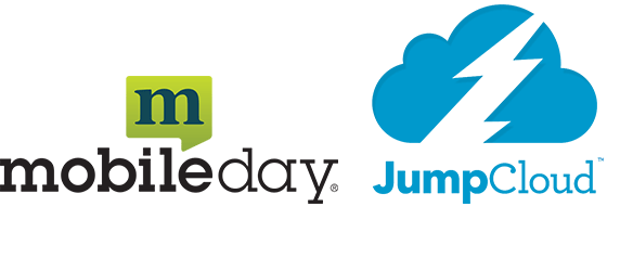 MobileDay and JumpCloud logo