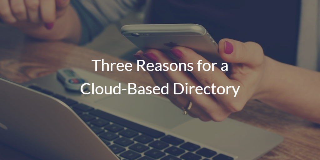 Cloud-Based Directory Service