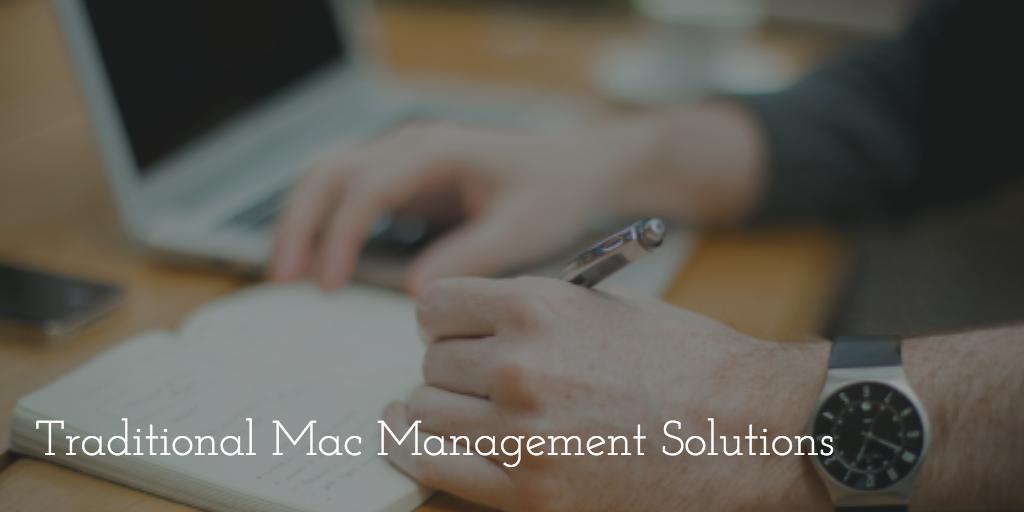 mac management solutions