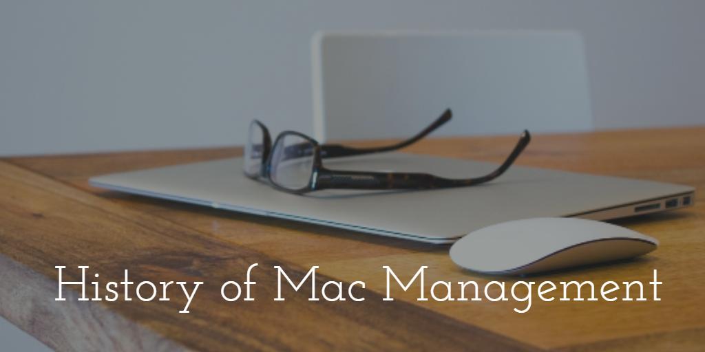 mac management