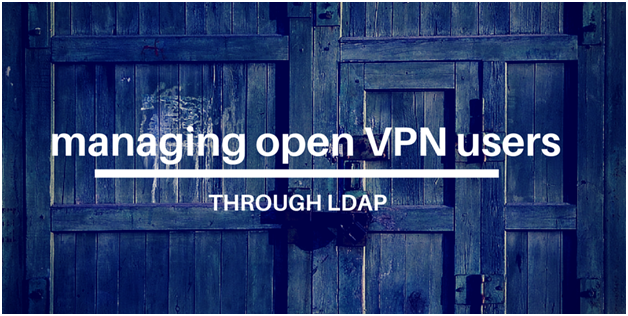 managing Open VPN users