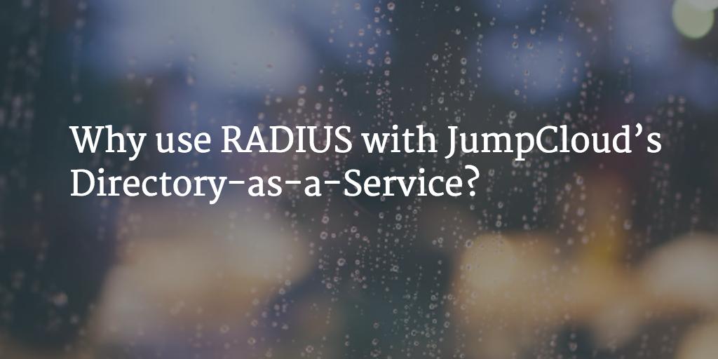 RADIUS JumpCloud