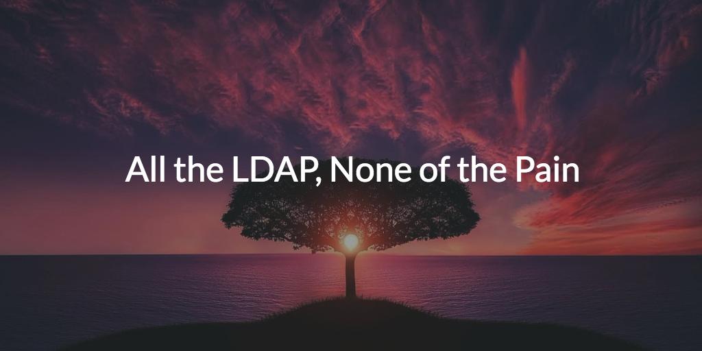 ldap daas directory-as-a-service lightweight directory access protocol