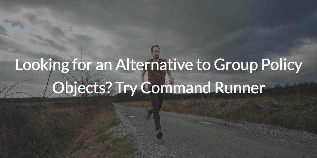 GPO alternative command runner jumpcloud