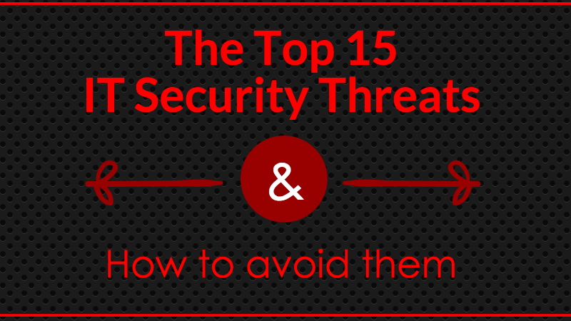 Top IT Security Threats