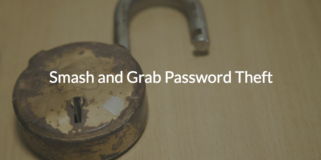 password identity security