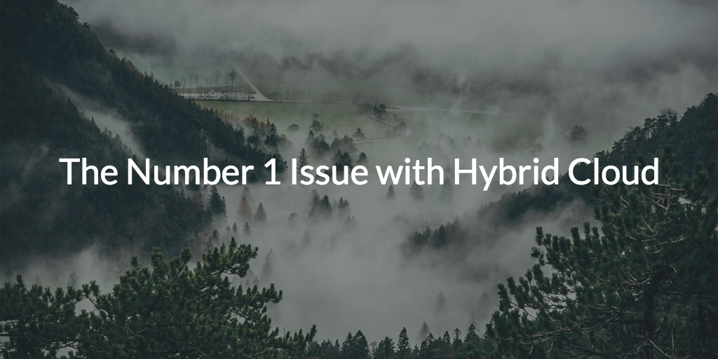 fix hybrid cloud issues