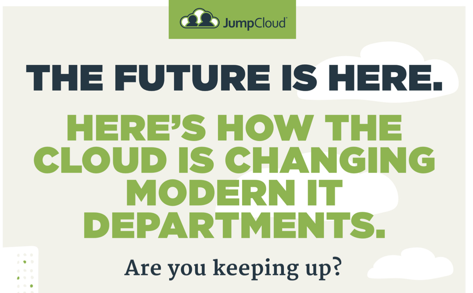 The future of IT is here