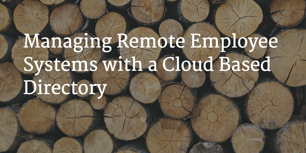 Managing Remote Employee Systems