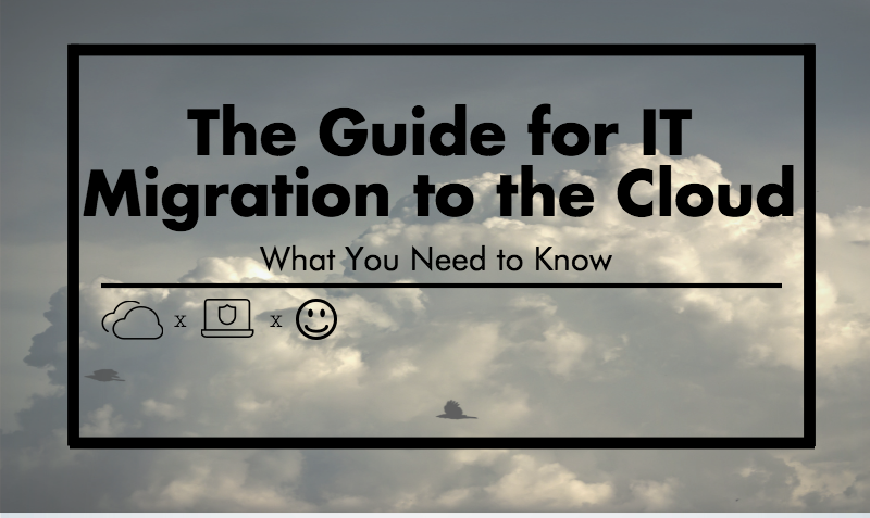 Guide IT Cloud Migration