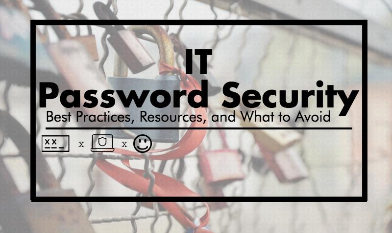 password security IT