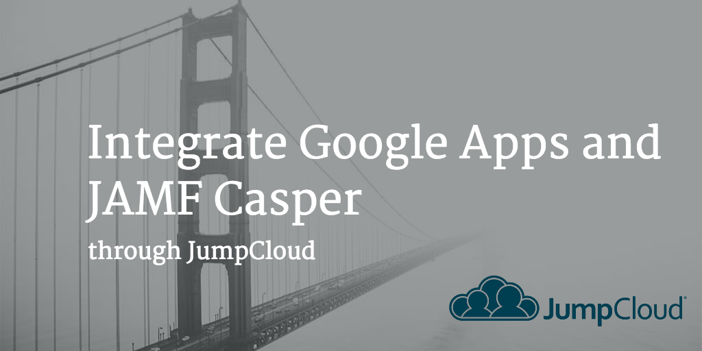 Google Apps and Casper