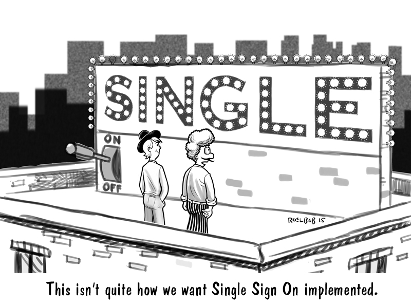single sign on