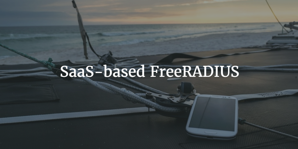 SaaS-based FreeRADIUS