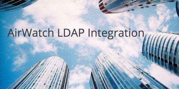 AirWatch LDAP Integration | JumpCloud