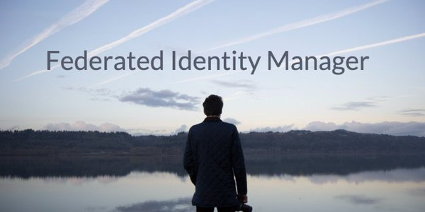 federated identity manager