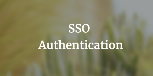 sso authentication