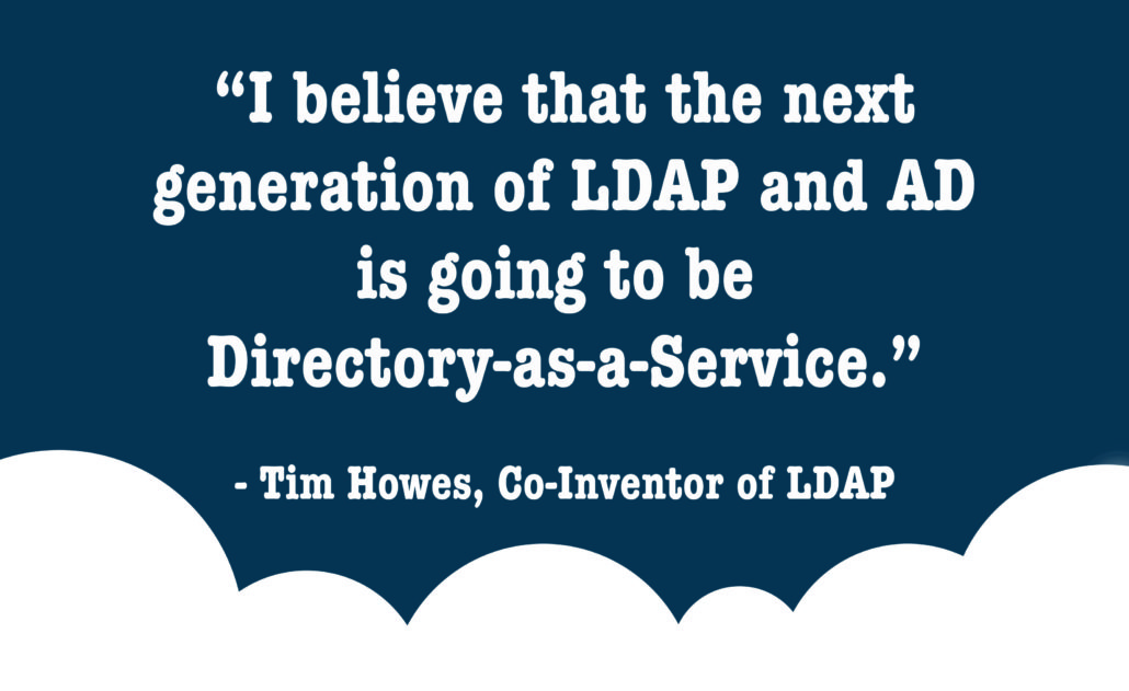 tim howes LDAP quote