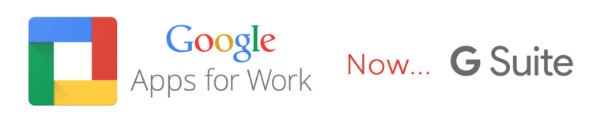 google apps for work is now g suite