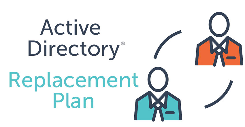 active directory replacement plan