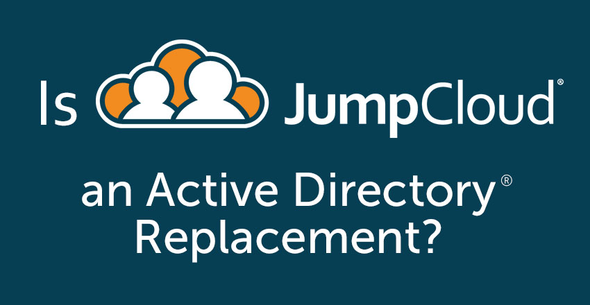 is jumpcloud an active directory replacement
