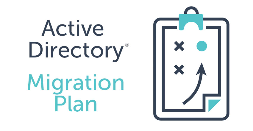 active directory migration plan