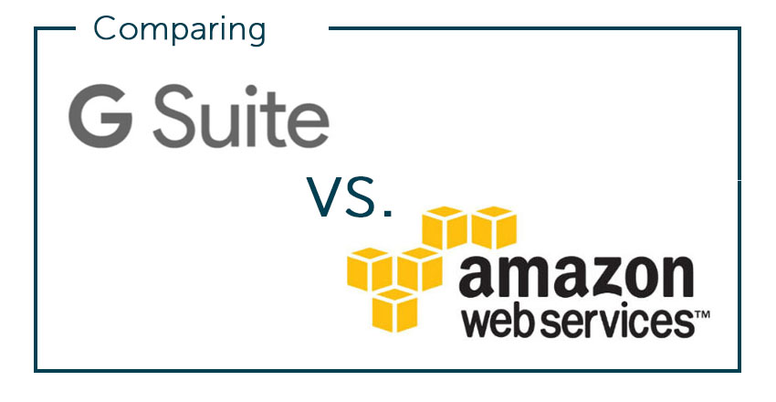 G suite Directory vs aws directory service