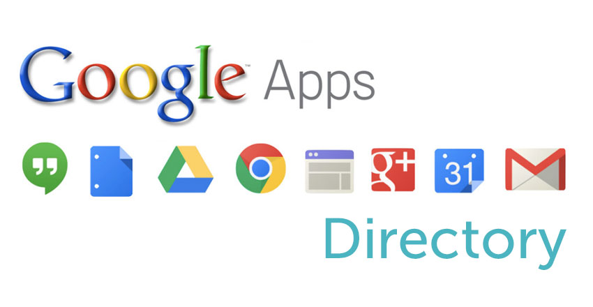 google apps directory