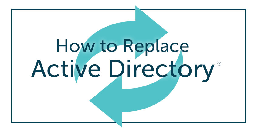 how to replace active directory