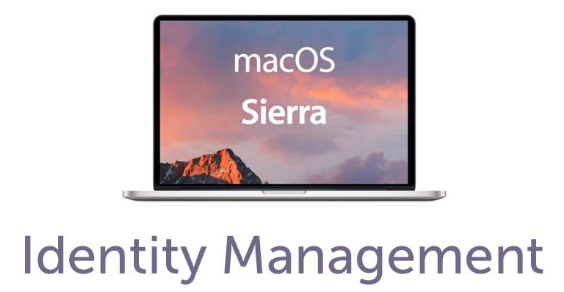macOS Identity Management