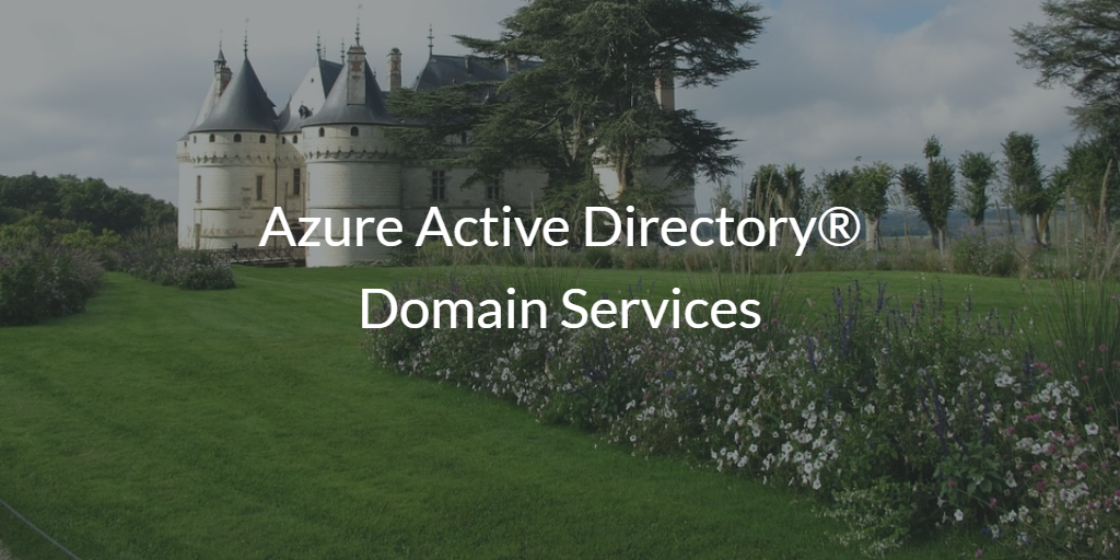 Azure Active Directory Domain Services