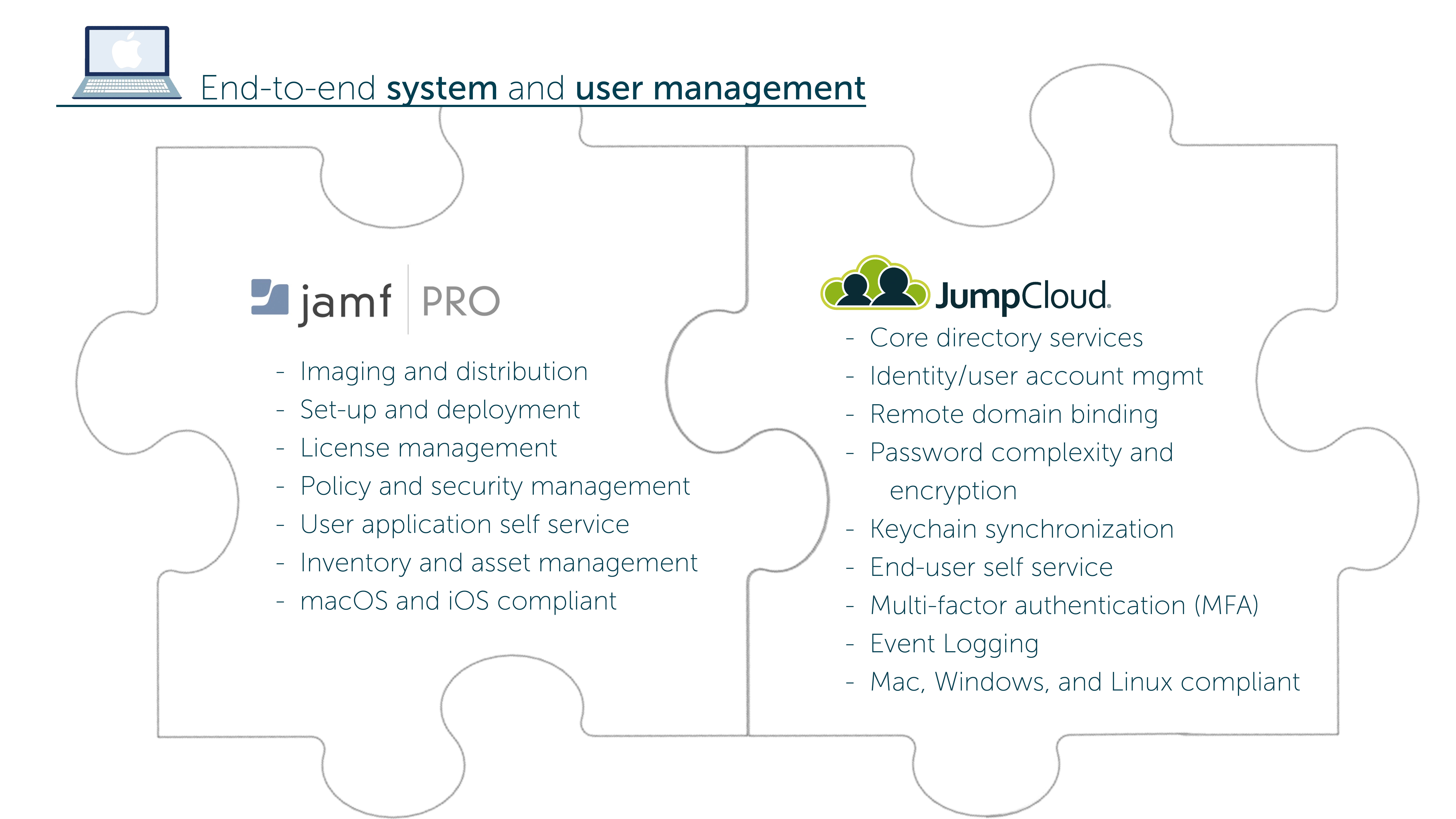 jamf and jumpcloud mac user management