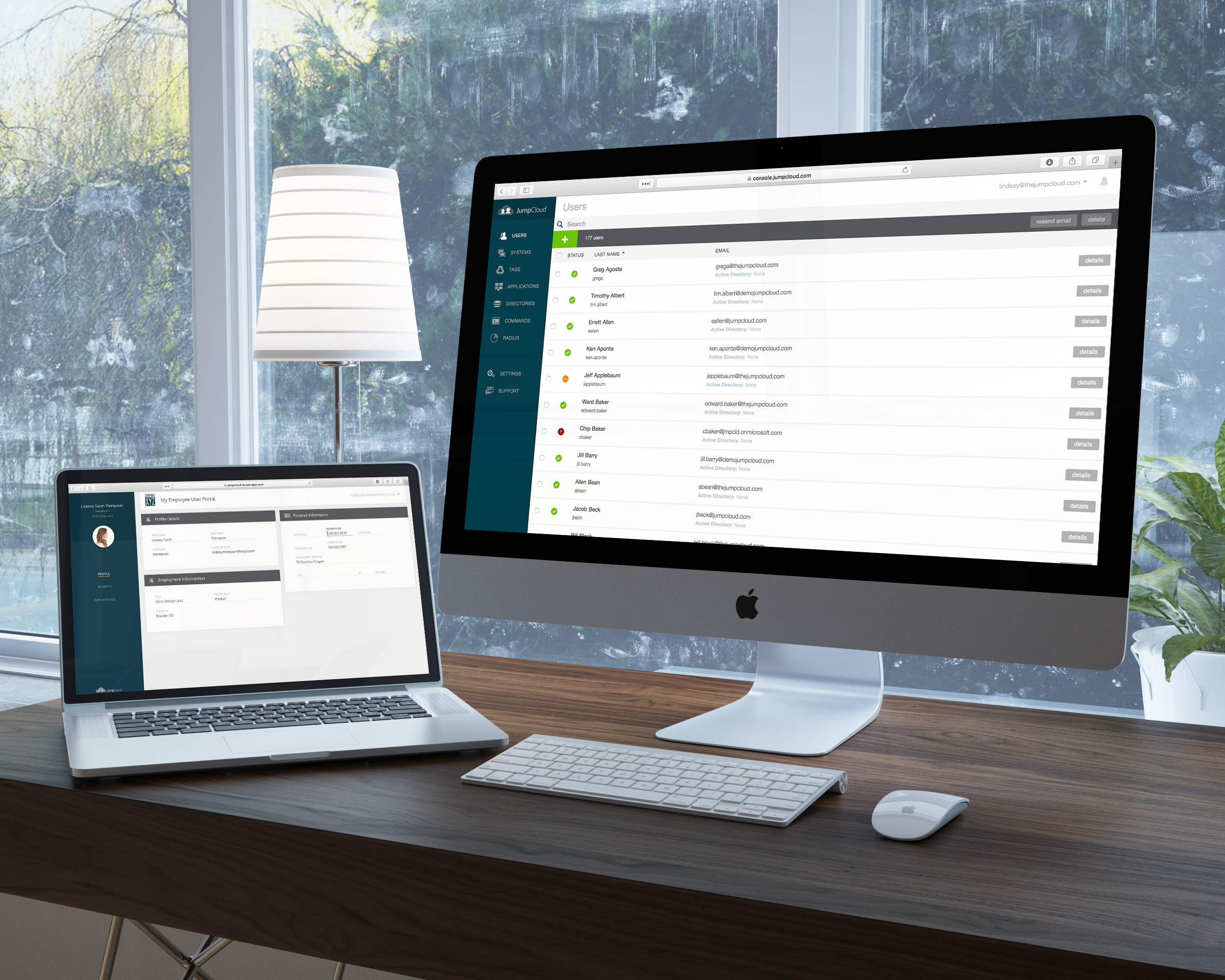 Secure, Cloud Mac Management with Jumpcloud