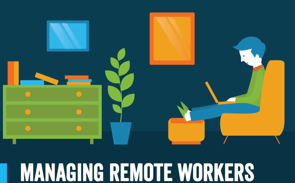 The it guide to managing remote workers facts qs best managing remote workers fandeluxe Image collections