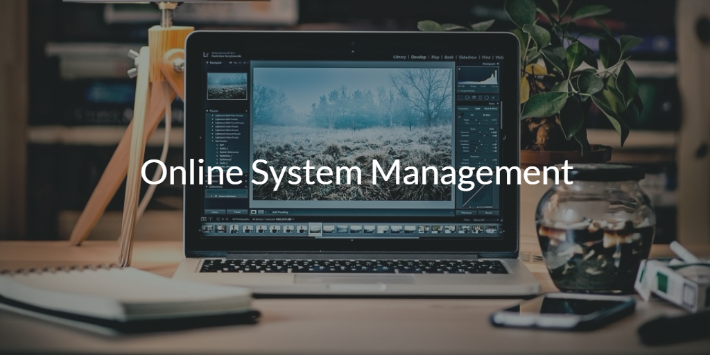 Online System Management