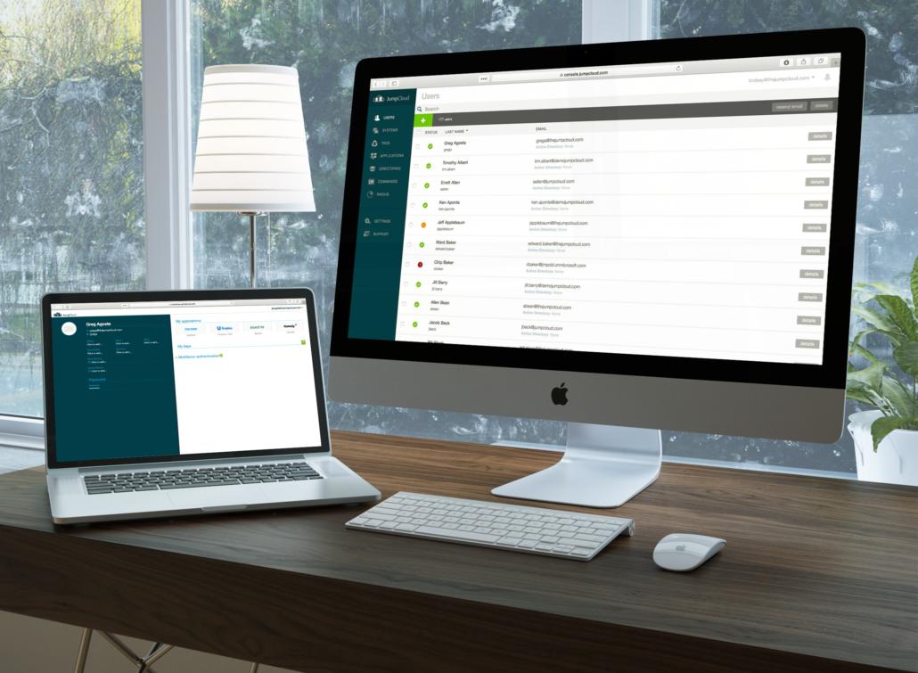 mac management jumpcloud
