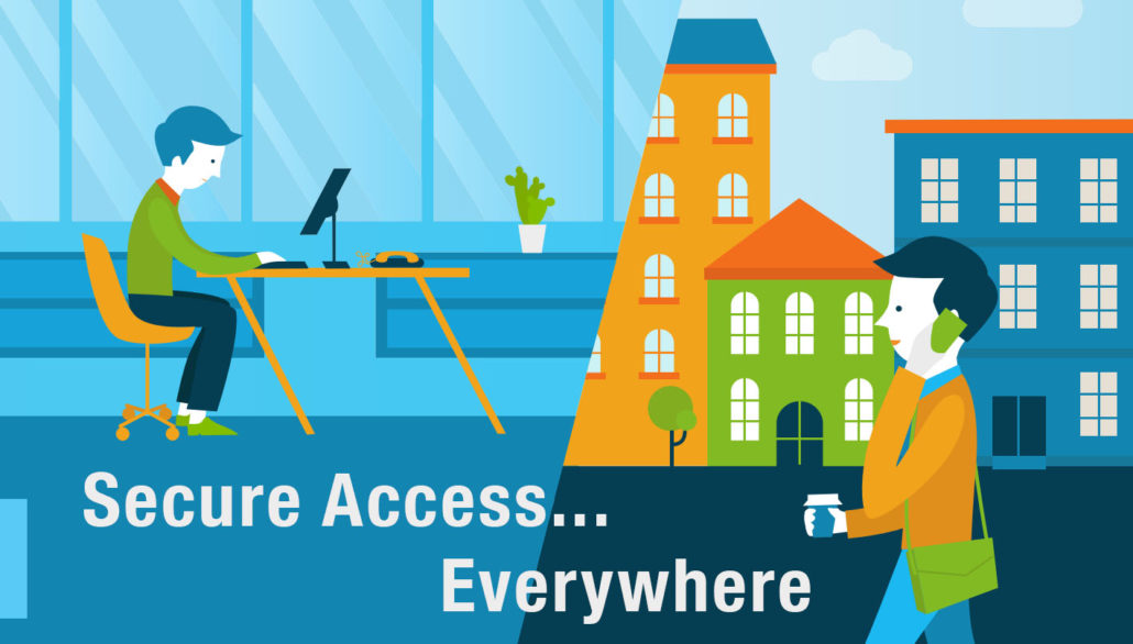 secure access RADIUS Cloud