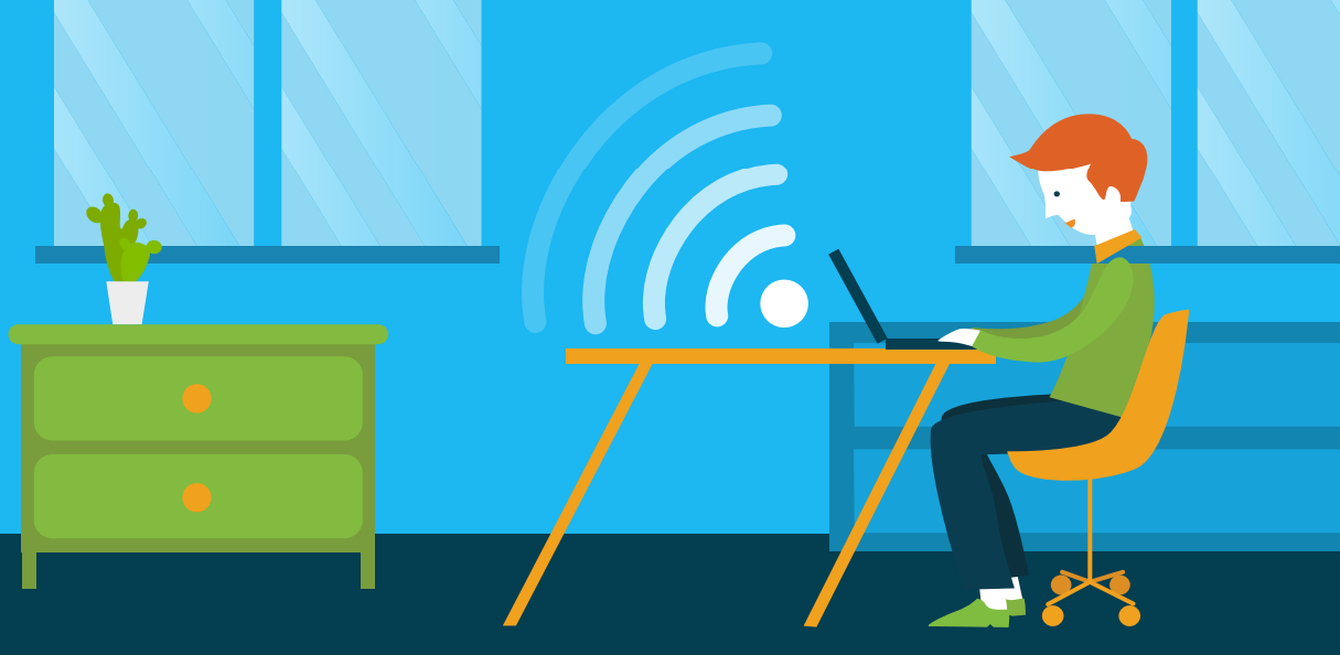 RADIUS WiFi Remote Workers