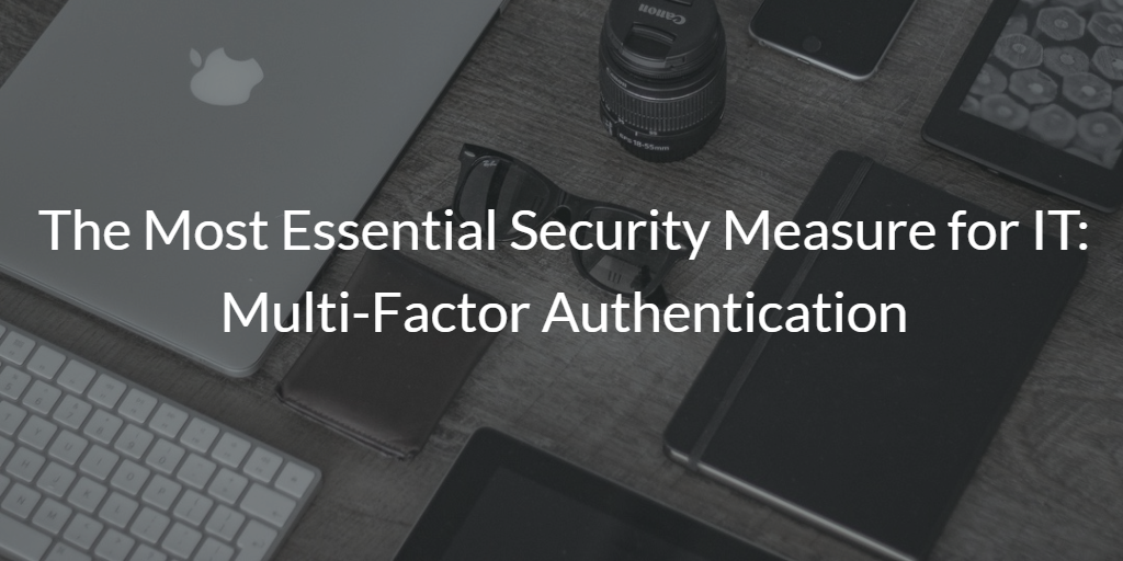 Multi-Factor Authentication IT Security