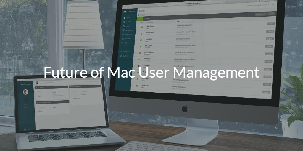 Mac User Management