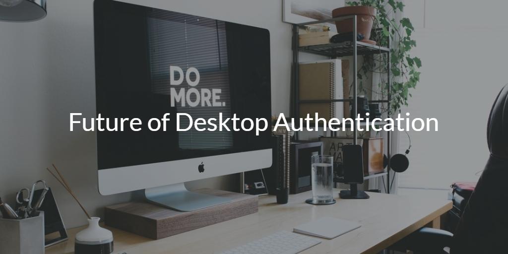 Desktop Authentication with JumpCloud