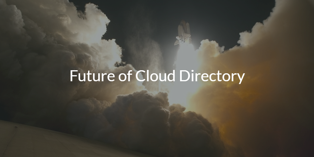 Future of Cloud Directory