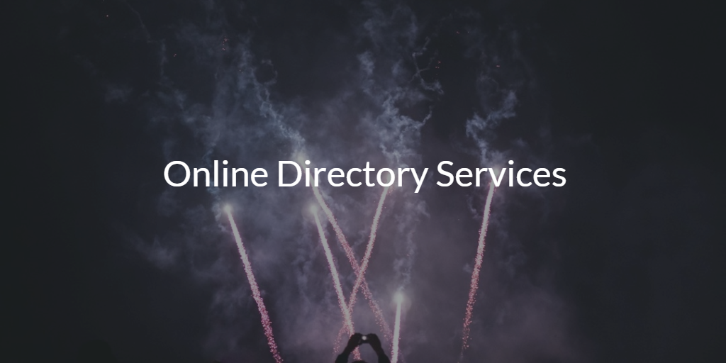 Online Directory Services
