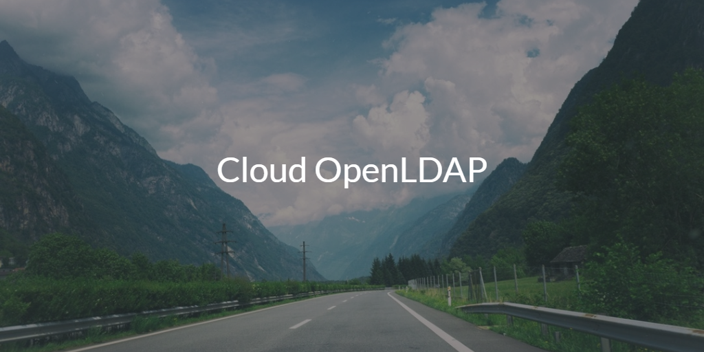 Cloud OpenLDAP
